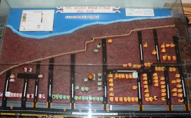 Peta Ancaman Kampung Pasir