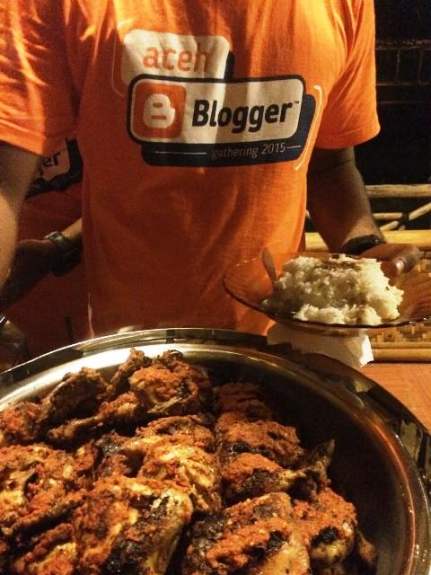 Blogger, Masakan Aceh Ghayeuk, Wisata Aceh